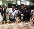 Hoạt động thử nếm hương vị các giống cà phê đặc cao cấp hiếm có từ các vùng miền